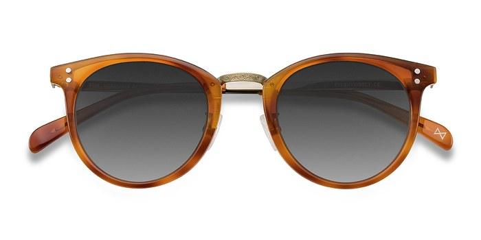 Cinnamon Sun Nostalgia -  Acetate Sunglasses