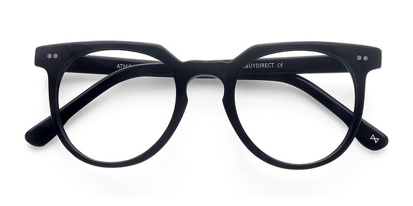 Jet Black Atmosphere - Rflkt Eyeglasses