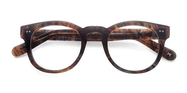 Marbled Hazel Eloquence - Rflkt Eyeglasses