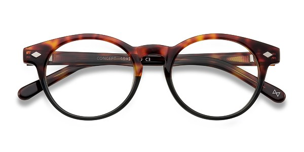 Olive Tortoise Concept - Rflkt Eyeglasses