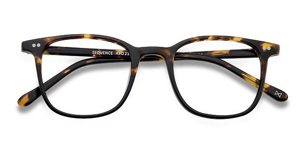 Amber Tortoise Sequence - Rflkt Eyeglasses