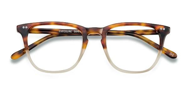 Macchiato Tortoise Exposure - Rflkt Eyeglasses