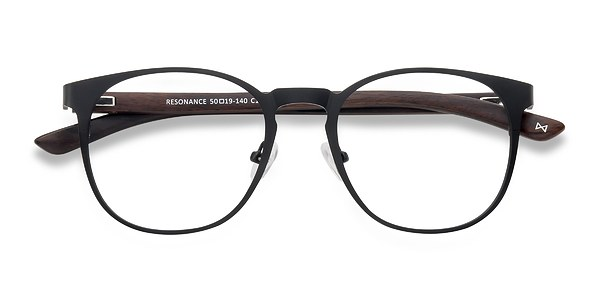 Charcoal Walnut Resonance - Rflkt Eyeglasses