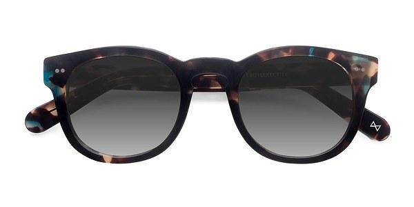 Nebular Blue Horizon - Rflkt Sunglasses