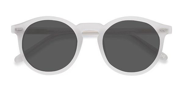 Matte Frost Luminance - Rflkt Sunglasses