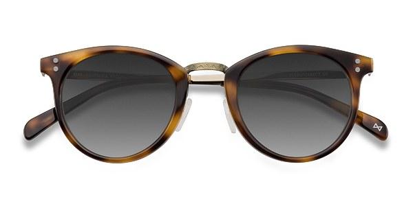 Caramel Sun Nostalgia - Rflkt Sunglasses