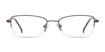 Bronze Ecru -  Metal Eyeglasses