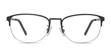 Black  Silox -  Metal Eyeglasses