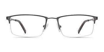 Gunmetal Furox -  Metal Eyeglasses