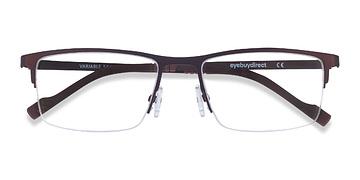 Brown Variable -  Metal Eyeglasses