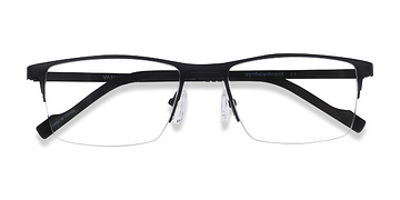 Black Variable -  Metal Eyeglasses
