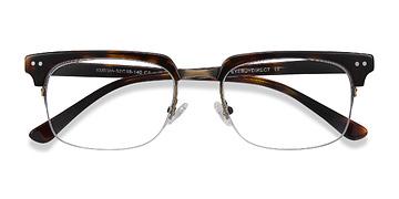 Tortoise Kurma -  Acetate Eyeglasses