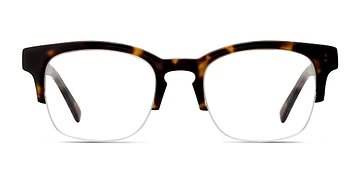 Tortoise Luxe -  Acetate Eyeglasses
