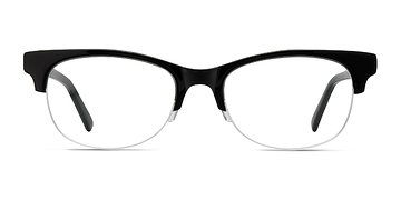 Black Luna -  Acetate Eyeglasses