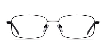 Black Washington -  Metal Eyeglasses