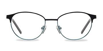 Navy Mamba -  Fashion Metal Eyeglasses