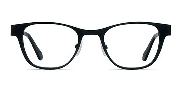 Black Lullaby -  Metal Eyeglasses