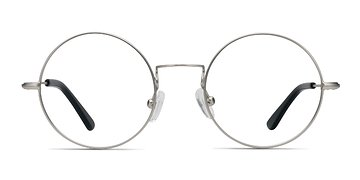 Silver Someday -  Metal Eyeglasses
