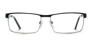 Black Houdini -  Metal Eyeglasses