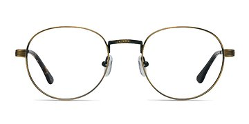 Bronze Belleville -  Metal Eyeglasses