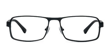 Black Frederic -  Metal Eyeglasses