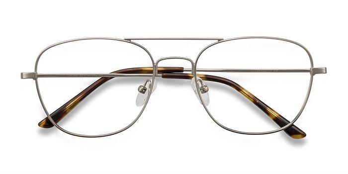 Silver Captain -  Geek Metal Eyeglasses