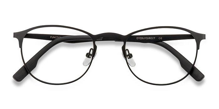 Black Function -  Metal Eyeglasses