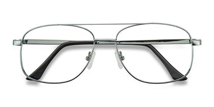 Blue Chronicles -  Metal Eyeglasses