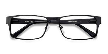 Black  Elliot -  Classic Metal Eyeglasses