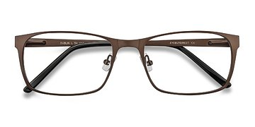 Coffee Dublin -  Metal Eyeglasses