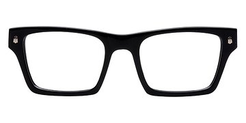 Black ROCK! Mike -  Designer Acetate Eyeglasses