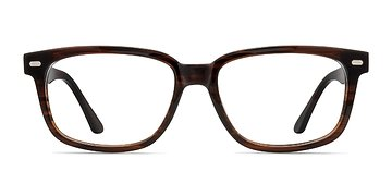 Brown John -  Designer Acetate Eyeglasses
