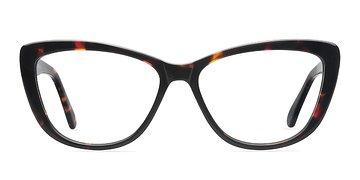 Tortoise Charlotte -  Classic Acetate Eyeglasses