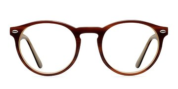 Brown  Yale -  Classic Acetate Eyeglasses