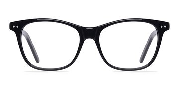 Black Almost Famous -  Classic Acetate Eyeglasses