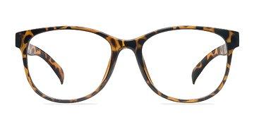 Tortoise Warren -  Fashion Plastic Eyeglasses