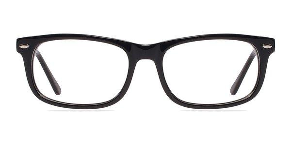Birmingham Black Acetate Eyeglasses EyeBuyDirect