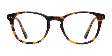 Tortoise New day -  Fashion Acetate Eyeglasses