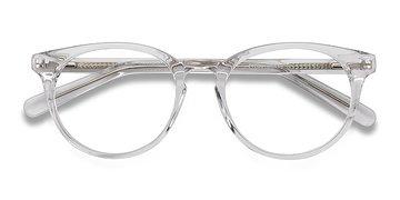 Clear/White Morning -  Fashion Acetate Eyeglasses