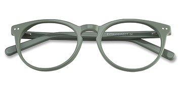 Green Morning -  Classic Acetate Eyeglasses