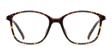 Brown Saint Lou -  Fashion Plastic Eyeglasses