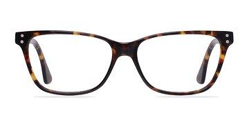 Tortoise Munich -  Classic Acetate Eyeglasses