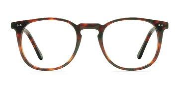 Warm Tortoise Shade -  Geek Acetate Eyeglasses