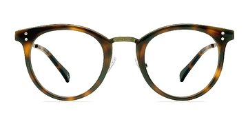 Caramel Nostalgia -  Fashion Acetate Eyeglasses