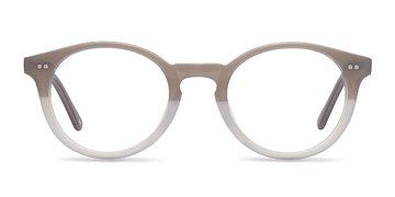 Taupe & Pearl Fade -  Fashion Acetate Eyeglasses