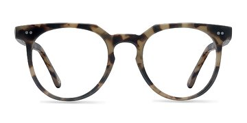 Glazed Tortoise Atmosphere -  Designer Acetate Eyeglasses