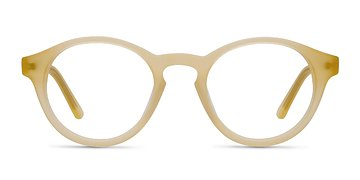 Matte Yellow  Dreamy -  Acetate Eyeglasses