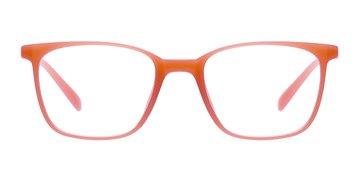 Matte Peach Champ -  Fashion Plastic Eyeglasses