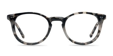 Flecked Ivory Aurora -  Fashion Acetate Eyeglasses