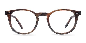 Marbled Havana Aurora -  Fashion Acetate Eyeglasses